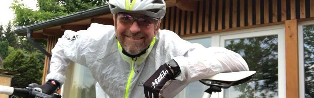 Brdy jsou ideální pro cyklistiku