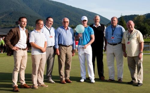 Golfový turnaj Czech Open 2011 v Čeladné